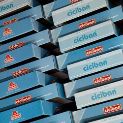 boxes of ciciban shoes