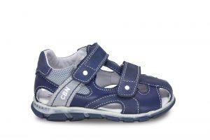 soft leather sandal