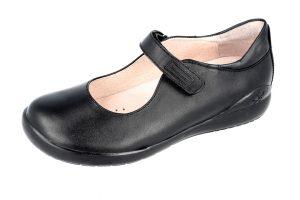 biomecanics school shoe with velcro