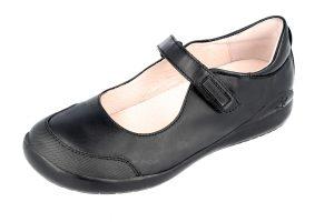 Mary Jane style school shoe
