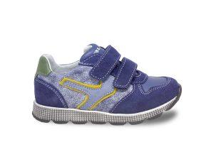 Run Sport Shoe in Blue