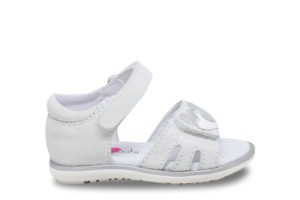 white sandal paris bianco ciciban